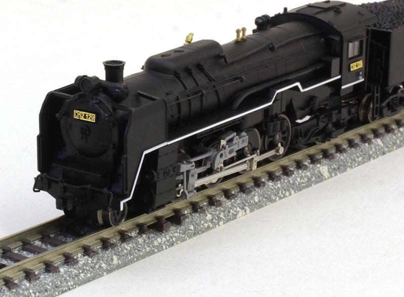 D52-129・山陽本線【マイクロエース・A6406】「鉄道模型 Nゲージ MICROACE」
