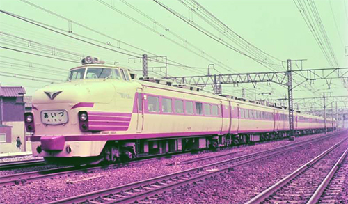 限定 485系特急電車(やまばと・あいづ)(室内灯入り)セット (9両) 【TOMIX・98994】「鉄道模型 Nゲージ トミックス」