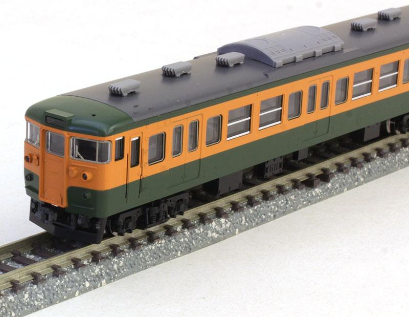 国鉄 115-1000系(湘南色) 7両基本セットA 【TOMIX・92838】「鉄道模型 Nゲージ」