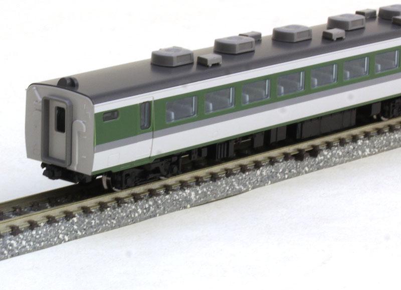489系特急電車(あさま)増結セット(4両) 【TOMIX・98249】「鉄道模型 Nゲージ トミックス」