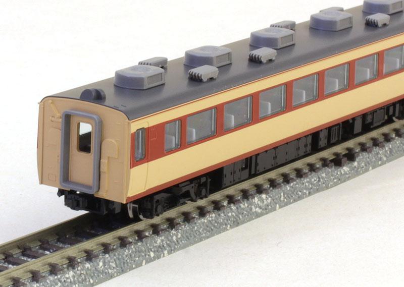 183(189)系特急電車(房総特急・グレードアップ車)増結セット (4両) 【TOMIX 98255】「鉄道模型 Nゲージ トミックス」