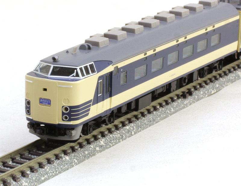 大特価 限定 583系電車(ありがとう583系)セット (6両) 【TOMIX・98978】「鉄道模型 Nゲージ トミックス」, ウイスキー専門店 蔵人クロード fa224d12