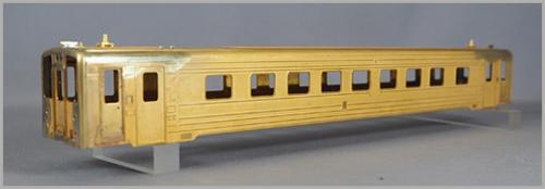 キハ54形500代「一般形」(M)【エンドウ・D5412】「鉄道模型 HOゲージ 金属」