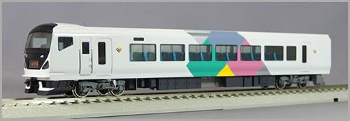 ※新製品4月発売※【真鍮製】ノースレインボーエクスプレス5輌セット【エンドウ・DS032】「鉄道模型HOゲージ金属」