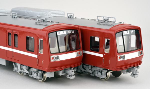 京急電鉄2000形3扉車 完成品 8両編成セット【カツミ・KTM-392】「鉄道模型 HOゲージ」