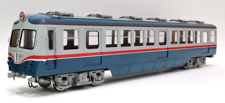 相模鉄道5000系4両編成セット 【カツミ・KTM-400】「鉄道模型 HOゲージ」