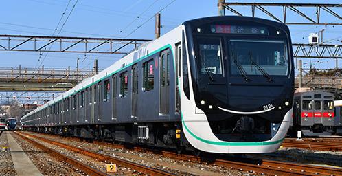 東急2020系(田園都市線)基本6両編成セット(動力付き)  【グリーンマックス・30748】「鉄道模型 Nゲージ GREENMAX」