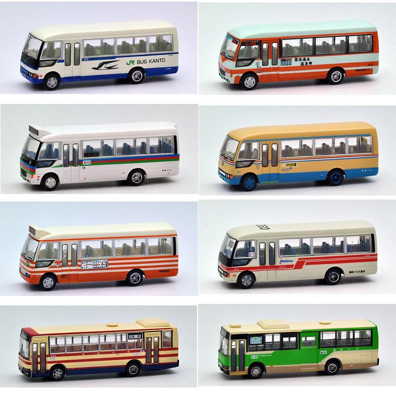 ザ・バスコレクション第23弾ミニバス編第3弾【トミーテック・283386】「鉄道模型 Nゲージ TOMYTEC」