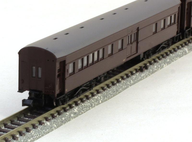 お召列車1号編成 5両セット 【KATO・10-418】「鉄道模型 Nゲージ カトー」