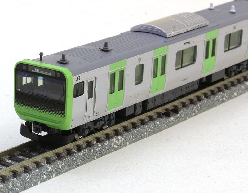 E235系 山手線 基本セット(4両) 【KATO・10-1468】「鉄道模型 Nゲージ カトー」