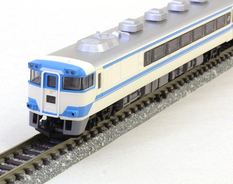 キハ181系特急ディーゼルカー(JR四国色)セット(6両)【TOMIX・92775】「鉄道模型 Nゲージ トミックス」