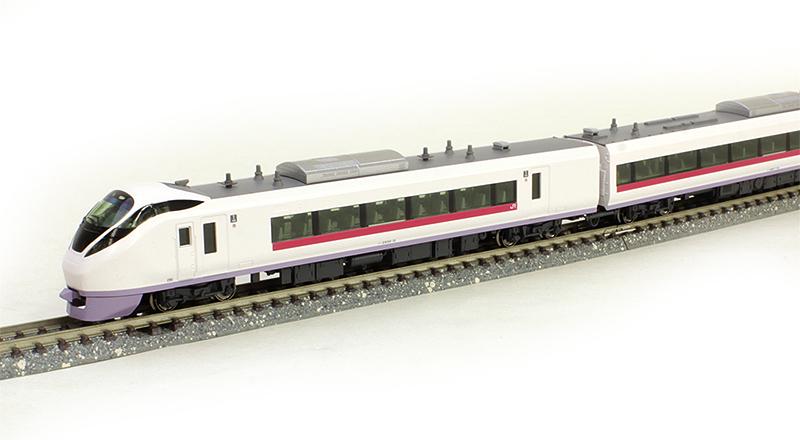 E657系「ひたち・ときわ」 6両基本セット【KATO・10-1397】「鉄道模型 Nゲージ カトー」