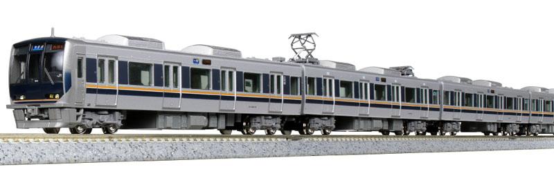 321系 JR京都 神戸 東西線 基本セット(3両)【KATO・10-1574】「鉄道模型 Nゲージ カトー」