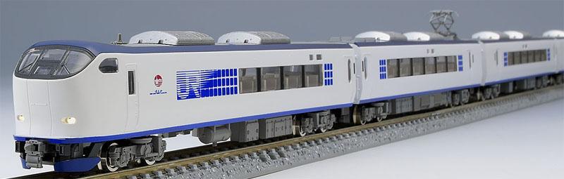 281系特急電車(はるか)基本セット(6両)【TOMIX・98672】「鉄道模型 Nゲージ トミックス」
