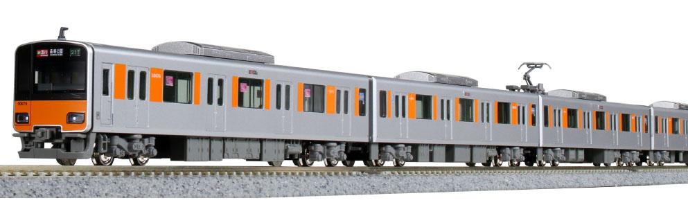 東武鉄道 東上線 50070型 基本セット(4両)【KATO・10-1592】「鉄道模型 Nゲージ カトー」