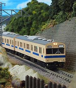 JR103系(関西形・瀬戸内色・E07編成)4両編成セット(動力付き)【グリーンマックス・30256】「鉄道模型 Nゲージ」
