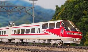 ※新製品 12月発売※名鉄1030/1230系パノラマsuper(1131編成)6両編成セット(動力付き)【グリーンマックス・30260】「鉄道模型 Nゲージ」