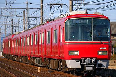 名鉄3500系(機器更新車・3501編成)基本4両編成セット(動力付き)【グリーンマックス・30774】「鉄道模型 Nゲージ」