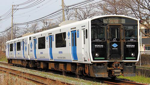 JR九州BEC819系(DENCHA) 4両編成セット(動力付き)【グリーンマックス・30777】「鉄道模型 Nゲージ」