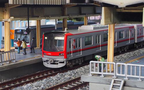 ※新製品 1月発売※東武70000系(71707編成)7両編成セット(動力付き)【グリーンマックス・30786】「鉄道模型 Nゲージ」