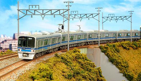 北総鉄道7800形(7828編成)8両編成セット(動力付き)【グリーンマックス・30795】「鉄道模型 Nゲージ」