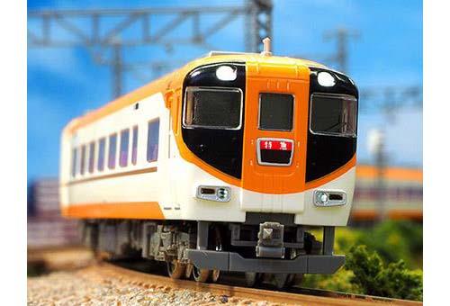 ※新製品 9月発売※近鉄12410系(12412編成 新塗装)4両編成セット(動力無し)【グリーンマックス・30850】「鉄道模型 Nゲージ」