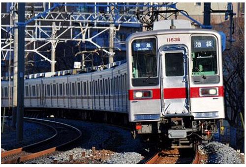 東武10030型10050番代(東上線 旧ロゴ)基本6両編成セット(動力付き)【グリーンマックス・30872】「鉄道模型 Nゲージ」