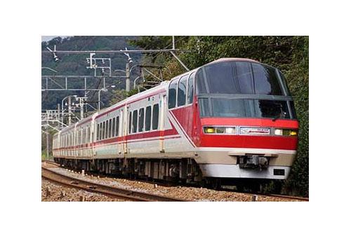 ※新製品 7月発売※名鉄1030 1230系(パノラマsuper デビュー30周年ヘッドマーク付き)6両編成セット(動力付き)【グリーンマックス・50628】「鉄道模型 Nゲージ」