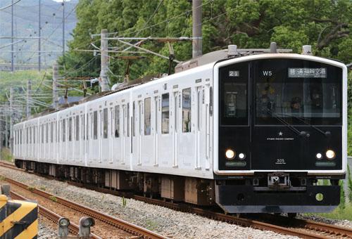 ※新製品 6月発売※JR九州 305系電車 6両セット【ポポンデッタ・6005】「鉄道模型 Nゲージ」