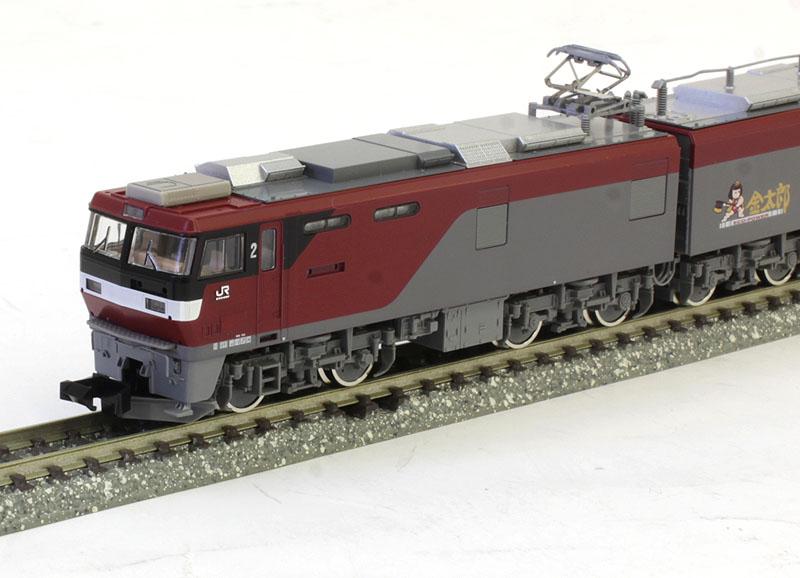 EH500(2次形・新塗装)【TOMIX・7106T】「鉄道模型 Nゲージ トミックス」