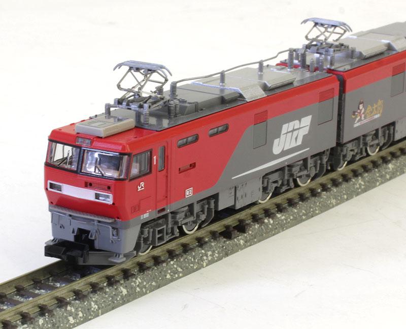 EH500(3次形・門司機関区)【TOMIX・7107T】「鉄道模型 Nゲージ トミックス」