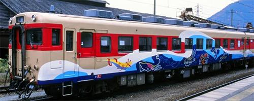 限定品 JR キハ58系ディーゼルカー(いさり火)セット【TOMIX・97904】「鉄道模型 Nゲージ トミックス」