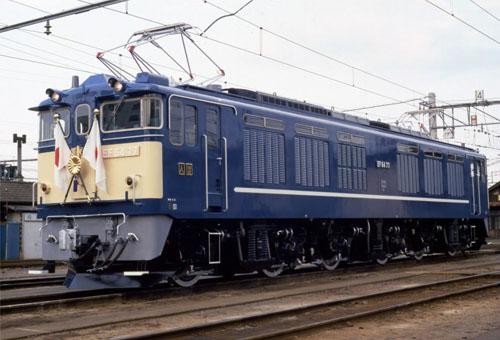 ※新製品 10月発売※国鉄 EF64形電気機関車(77号機)ED75形電気機関車(121号機)セット(2両)【TOMIX・97913】「鉄道模型 Nゲージ トミックス」