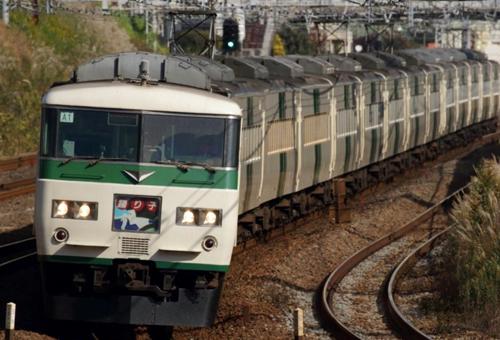※再生産 8月発売※185 0系特急電車(踊リ子・強化型スカート)基本セットA (5両)【TOMIX・98303】「鉄道模型 Nゲージ トミックス」