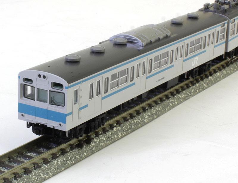 限定103 1000系電車(三鷹電車区・黄色帯)セット (10両)【TOMIX・98999】「鉄道模型 Nゲージ トミックス」