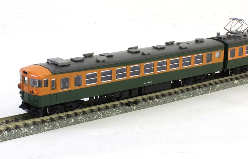 限定169系電車(妙高・冷房準備車)セット (12両)【TOMIX・98997】「鉄道模型 Nゲージ トミックス」