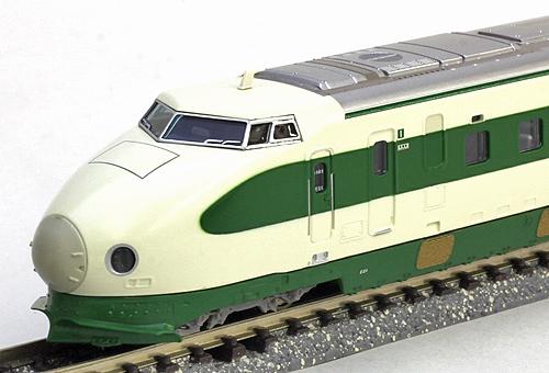 新幹線200系0番台「やまびこ」開業一番列車 4両増結セット【マイクロエース・A0268】「鉄道模型 Nゲージ」