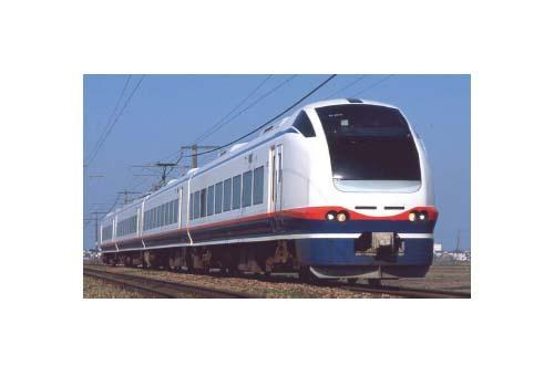 ※新製品 7月発売※E653系-1100 しらゆき 改良品 4両セット【マイクロエース・A7031】「鉄道模型 Nゲージ」