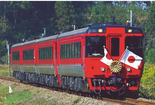※新製品 7月発売※キハ185系 お召 4両セット【マイクロエース・A8384】「鉄道模型 Nゲージ」