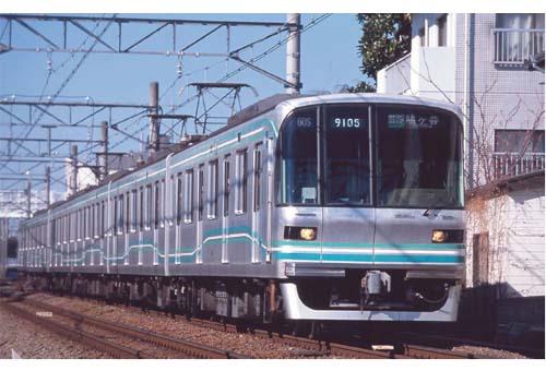 ※新製品 7月発売※東京メトロ9000系 リニューアル 6両セット【マイクロエース・A8498】「鉄道模型 Nゲージ」