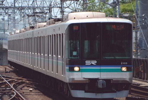 埼玉高速鉄道 2000系 2108編成 6両セット【マイクロエース・A9551】「鉄道模型 Nゲージ」