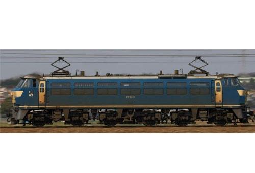 EF66形電気機関車(前期型 JR貨物新更新車)【TOMIX・HO-2012】「鉄道模型 HOゲージ トミックス」