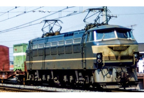 ※新製品 11月発売※EF66形電気機関車(後期型)【TOMIX・HO-2013】「鉄道模型 HOゲージ トミックス」