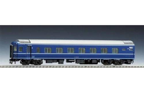 ※新製品 8月発売※オハネフ24形【TOMIX・HO-5007】「鉄道模型 HOゲージ トミックス」