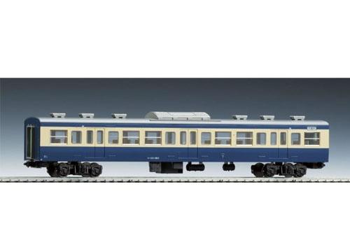 サハ111 1500(横須賀色)【TOMIX・HO-6005】「鉄道模型 HOゲージ トミックス」
