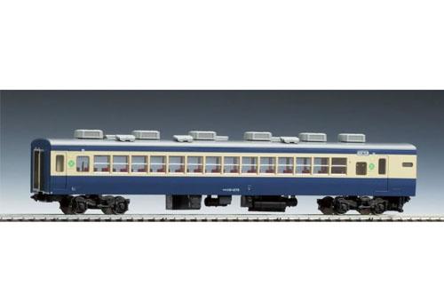 サロ110 1200(横須賀色)【TOMIX・HO-6006】「鉄道模型 HOゲージ トミックス」