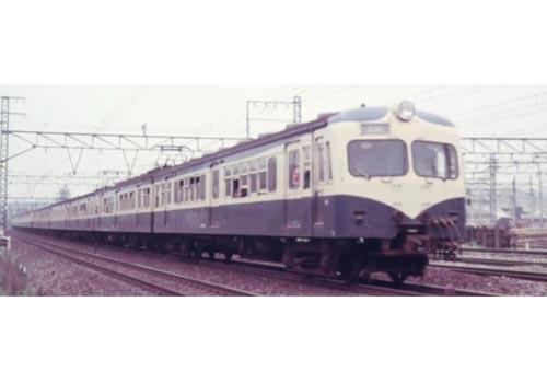 70系電車(横須賀色)基本セット (4両)【TOMIX・HO-9038】「鉄道模型 HOゲージ トミックス」