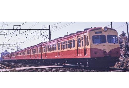70系電車(新潟色)基本セット (4両)【TOMIX・HO-9039】「鉄道模型 HOゲージ トミックス」