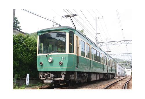 ※新製品 12月発売※江ノ島電鉄20形「21F」(M車)【モデモ・NT165】「鉄道模型 Nゲージ」