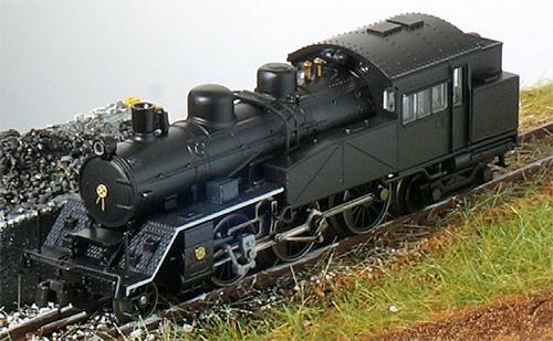 国鉄C10【トラムウェイ・TW-N-C10B】「鉄道模型 Nゲージ」